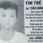 Dịch vụ tìm trẻ lạc