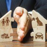 Phân chia tài sản chung sau ly hôn